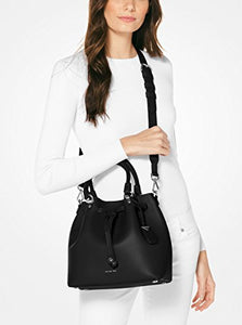 MICHAEL MICHAEL KORS Blakely Leather Bucket Bag (Black)