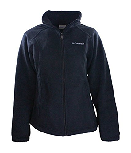 Columbia Women's Sawyer Rapids 2.0 Fleece Jacket-Black-Large