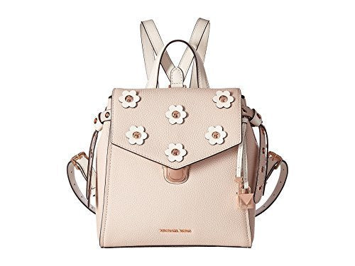 MICHAEL Michael Kors Bristol Small Backpack, Soft Pink/Light Cream Floral