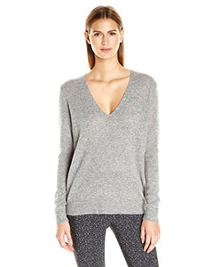 Theory Women's Adrianna RL Feather Sweater, Husky, P