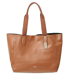 Coach Leather Derby Tote Purse - #F58660