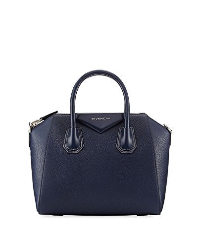 Givenchy Antigona BB05117438 Night Blue Small Satchel
