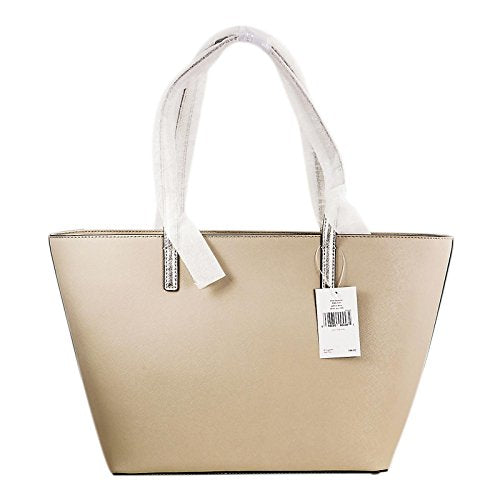 Kate Spade Gallery Drive Small Harmony Handbag Purse Shoulder Bag (Clock Tower/Acciaio)