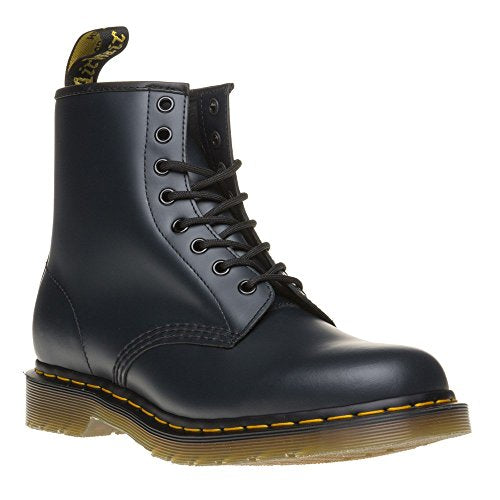 Dr. Martens Unisex-Adult 1460 8 Eye Boot, Size: 9 D(M) US/8 F(M) UK/10 B(M) US, Color Navy Smooth