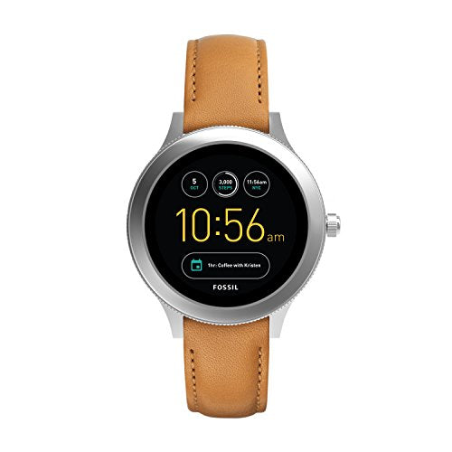 Fossil Gen 3 Smartwatch - Q Venture Luggage Leather FTW6007