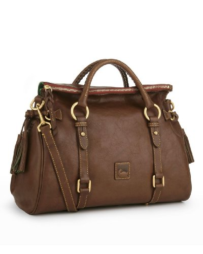 Dooney & Bourke Florentine Vachetta Medium Satchel