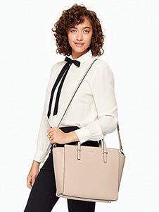 kate spade new york Cedar Street Hayden Top-Handle Bag (Toasted Wheat)