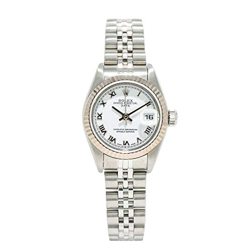 Rolex Date Swiss-Automatic Female Watch 79174 (Certified Pre-Owned)