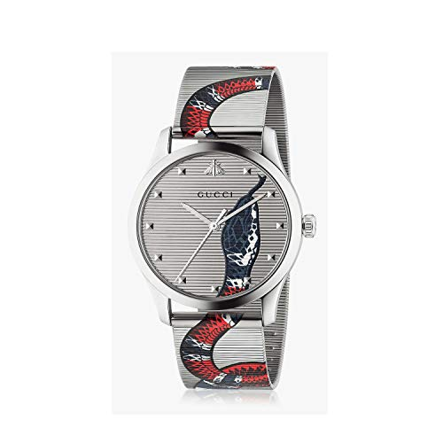 GUCCI Men's G-Timeless Bracelet Strap Watch, Multi 38mm YA1264123