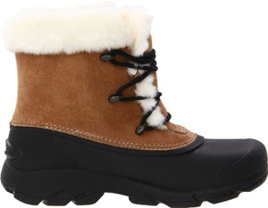 Sorel Women's Snow Angel Lace Boot,Rootbeer,8 M