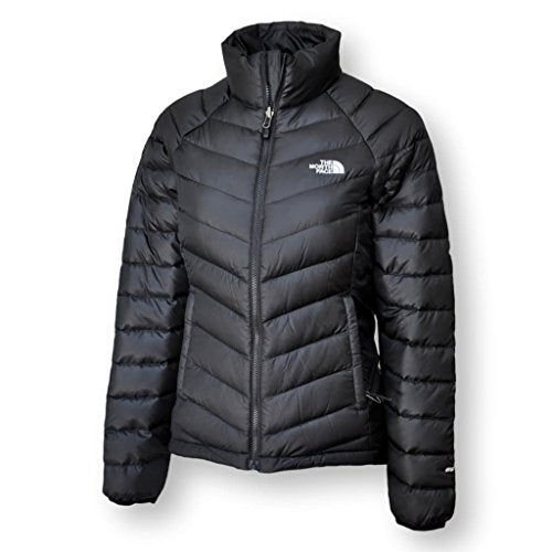 The North Face Flare Women's Down 550 RTO Ski Jacket Puffer (XL, TNF BLACK)