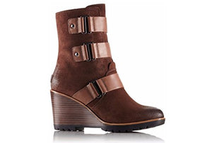 SOREL Women's After Hours Bootie Tobacco 8 B US