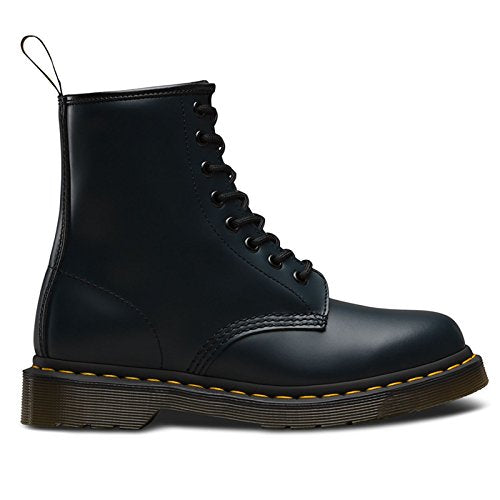 Dr.Martens Mens 1460 8 Eyelet Smooth Blue Leather Boots 10.5 US