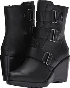Sorel Women's After Hours Booties, Black, 7.5 B(M) US