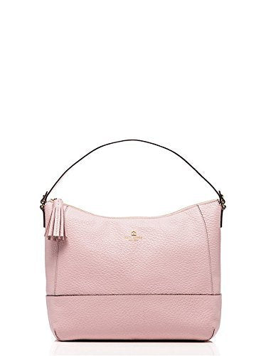 kate spade new york Southport Avenue Cathy Leather Hobo Bag, Posy Pink