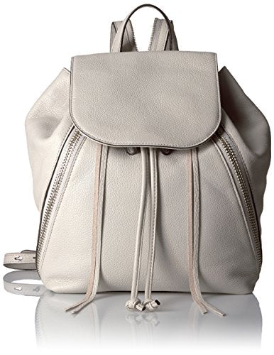 Rebecca Minkoff Bryn Back pack, Putty, One Size