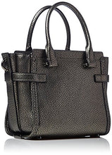 COACH Women's Pebbled Leather Coach Swagger 21 DK/Gunmetal Satchel