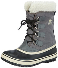 Sorel Women's Winter Carnival Boot,Pewter/Black,9 M US