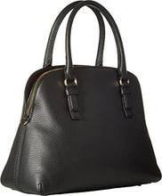 kate spade new york Jackson Street Lottie Satchel (Black)
