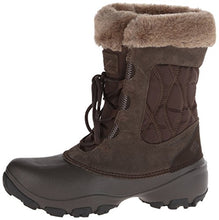 Columbia Women's Sierra Summette III NM Winter Boot, Cordovan/Tusk, 8.5 M US