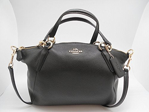 ca94e7f81d777 ... Coach Leather Small Kelsey Cross Body Bag