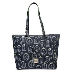 Dooney & Bourke Disney Haunted Mansion Nylon Leisure Shopper