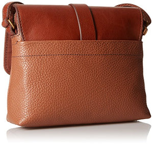 Fossil Kinley Small Crossbody, Brown, One Size