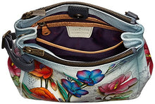 Anuschka Triple Compartment Tote FLFY