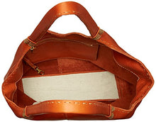 FRYE Naomi Pickstitch Shoulder, Orange