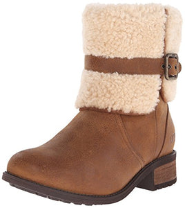 UGG Women's Blayre II Winter Boot, Chestnut, 5 M US