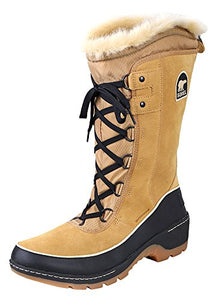 Sorel Women's Tivoli III High Boots Curry/Black