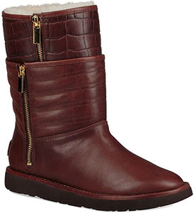 UGG Womens Aviva Boot Stout Size 6