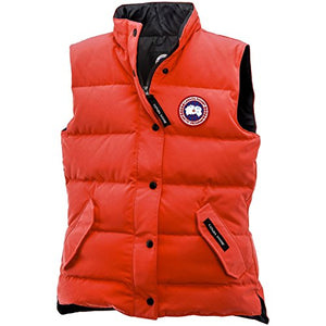 Canada Goose Freestyle Down Vest - Women's Monarch Orange, XS