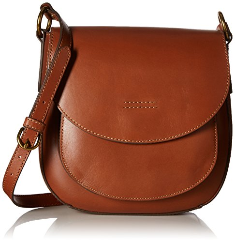 FRYE Harness Saddle, Rust