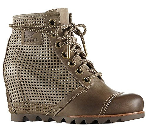 Sorel Womens 1964 Premium Wedge Boot Verdant Size 9