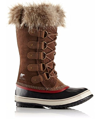 Sorel Joan of Arctic Boots Umber Red Dahl 9