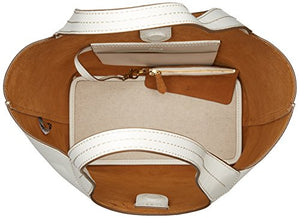 FRYE Harness Tote, Off White