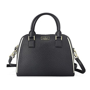 Prospect Place Small Pippa Satchel Bag, black, One Size