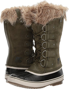 Sorel Women's Joan Of Arctic Nori Dark Stone 8 B(M) US