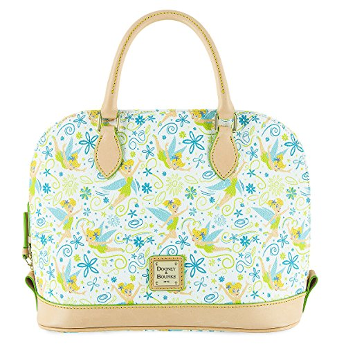 Tinker Bell Floral Satchel by Dooney & Bourke
