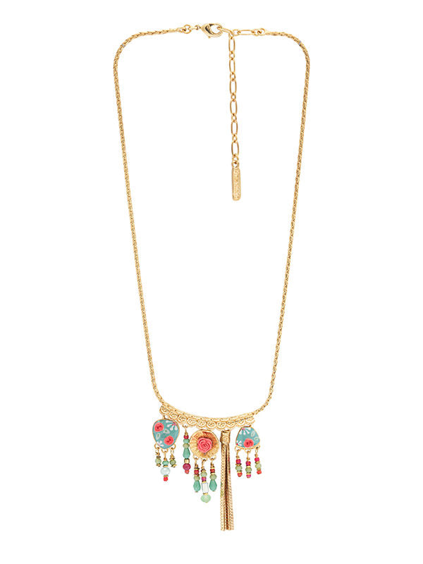 Taratata Necklace - Rosalie