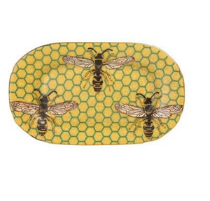 Bee Porcelain Dish