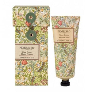 Morris and Co Golden Lily Hand Cream 100ml