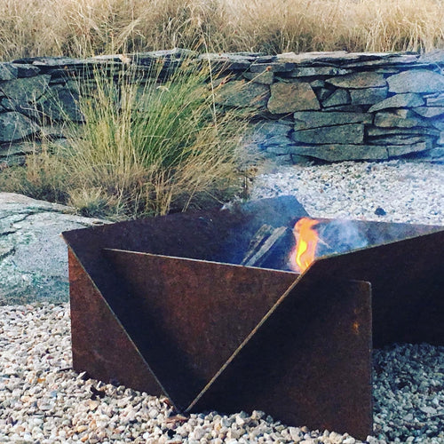 Fire Pit including Grill Plate PRE ORDER