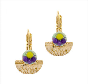 Taratata Pergola Lever Back Earrings
