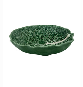 Cabbage Ware Large Salad Bowl