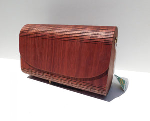 Jarrah Large Clutch Purse
