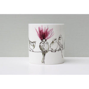 """Midlife Crisis"" Fine Bone China Mug"