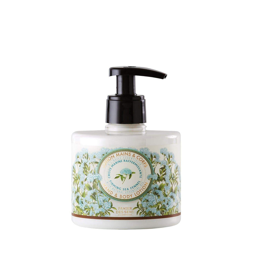 Panier des Sens Sea Fennel Hand and Body Lotion