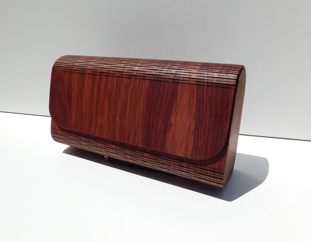 Jarrah Small Clutch Purse
